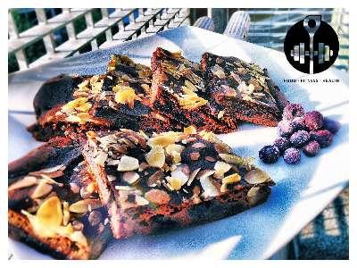 Rezept: Süßkartoffel Brownies