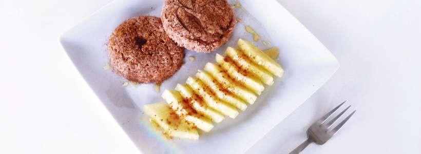 Kalorienarmer High Protein Tassenkuchen