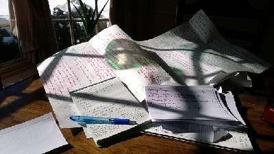 Quantified Self Tagebuch