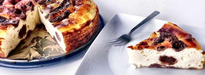 Saftiger Protein Zupfkuchen