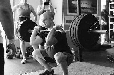 Muskelkater: Exzentrische Bewegung