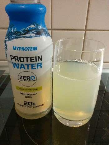 Review: Protein Water von Myprotein im Test