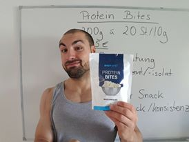 Review: Protein Bites