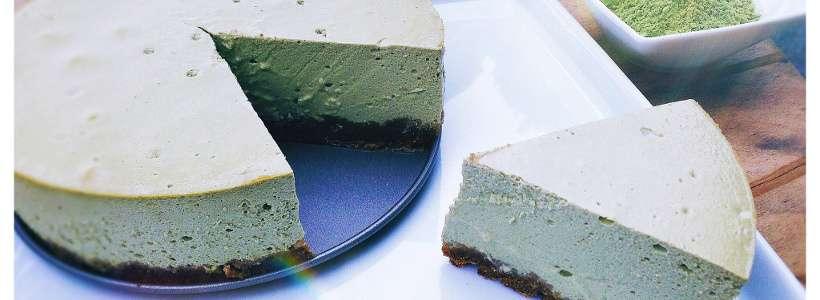 Rezept: Matcha Cake