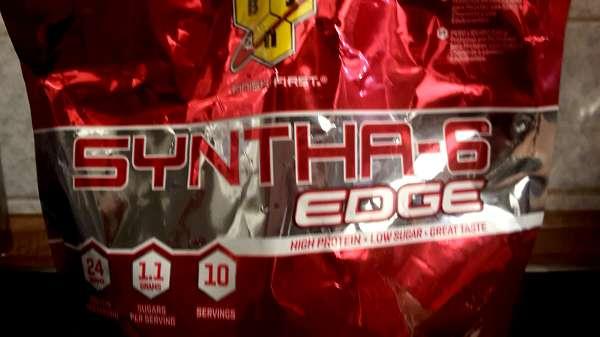 Syntha-6 Edge - Aufmachung