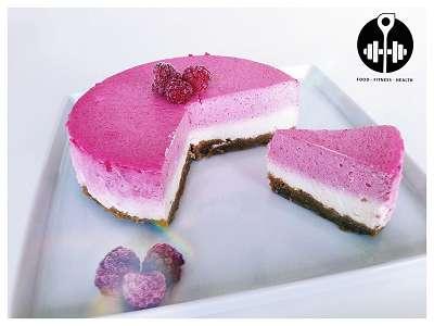 Himbeer Torte mit Vanillearoma