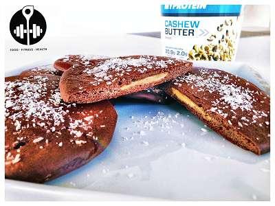 Rezept: Cashew Butter Cookies