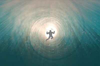 """De Tranquilitate Animi: """"Wer den Tod fürchtet, wird nie einer des Menschen würdigen Tat fähig sein."""""""