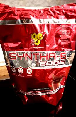 Review: Syntha-6 Edge von BSN im Test