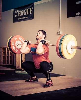 Gewichtheber-Training für Nicht-Gewichtheber