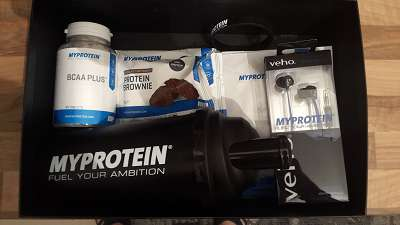Myprotein Black Box