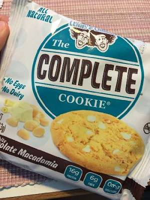 Review: Complete Cookie von Lenny & Larry im Test