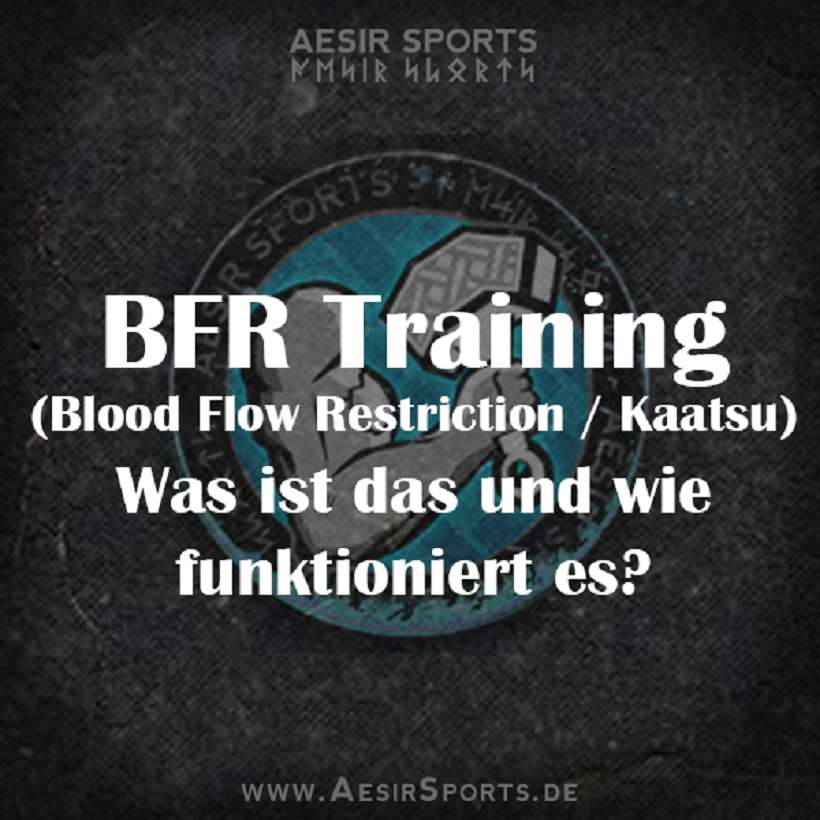BFR Training (Blood Flow Restriction / Okklusionstraining): Was ist es und wie funktioniert es?