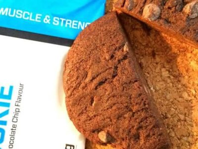 Review: Protein Cookie von Myprotein im Test