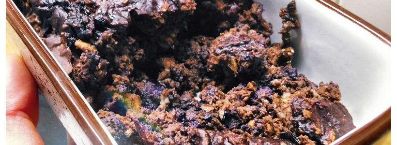 Rezept: Protein Schokoladen Brownies