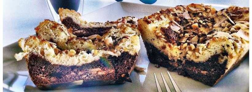 Rezept: Schoko-Brownie Kuchen