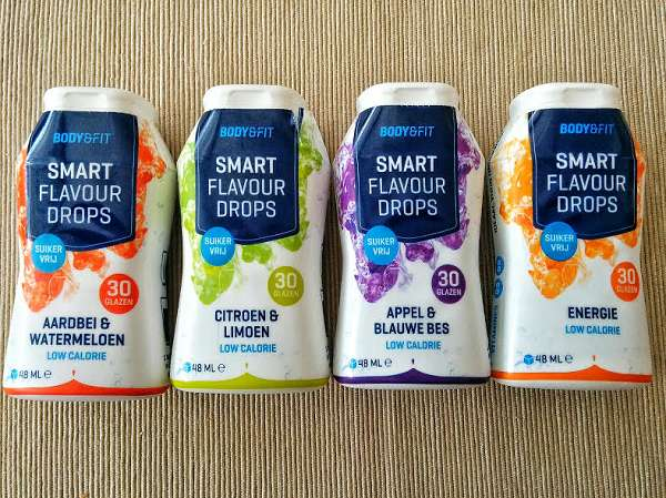 Review: Smart Flavour Drops von Body & Fit im Test