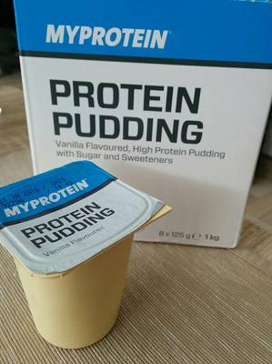 Review: Protein Pudding von Myprotein im Test