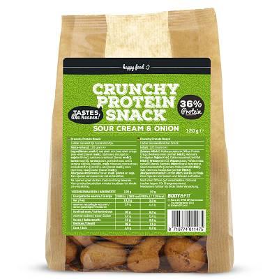 Crunchy Whey Snack - Fazit