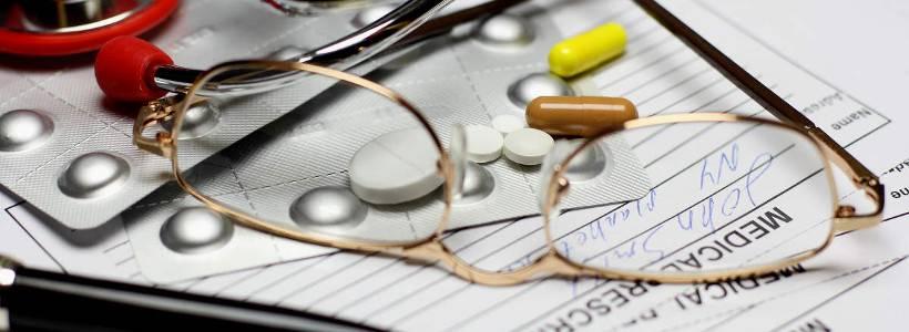 Medikamente und ihre Wechselwirkung auf den Vitamin- & Mineralstoffhaushalt