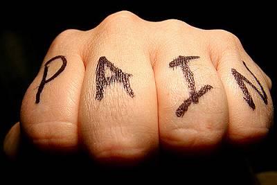 Schmerzkiller: Citicolin senkt die Schmerzwahrnehmung durch Aktivierung des Nikotin-Rezeptores und des Nikotinischen Acetylcholin-Rezeptors (Bildquelle: Flickr / Steven Depolo ; CC Lizenz)