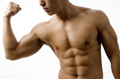 """Ein """"Sixpack"""": Nicht nur optisch ein Hingucker: Trainierte Bauchmuskeln dienen der Stabilität der Körpermitte (Bildquelle: Flickr / InfoWirke.dk ; CC Lizenz)"""