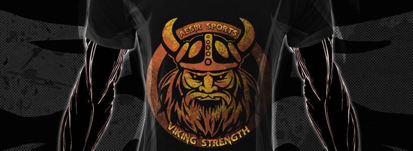 Gewinnspiel: Gewinne 1 Aesir Sports Shirt deiner Wahl! (Teilnahmeschluss: 27.03.2016)