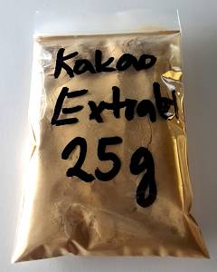 Aktuell im Haithabu Foren-Shop: Kakao-Extrakt mit hohem Theobromingehalt