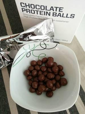 Chocolate Protein Balls - Inhalt (3/5)
