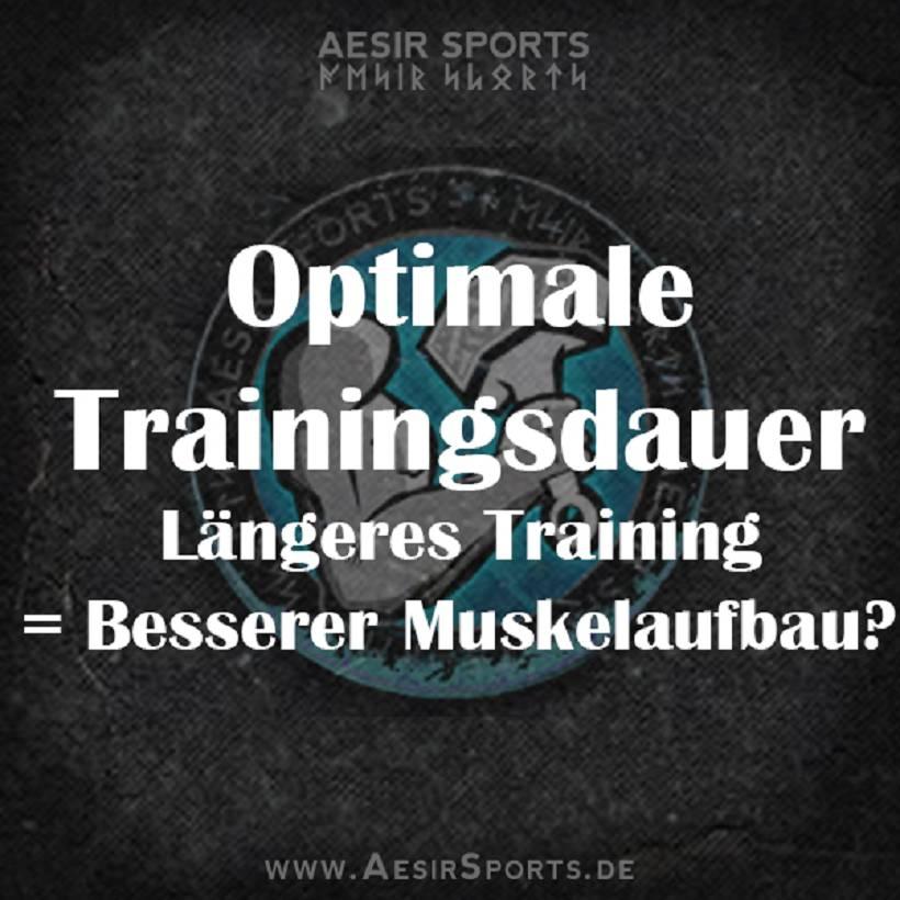 Optimale Trainingsdauer: Wie lange sollte ein Workout dauert?