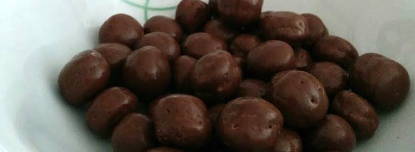 Review: Chocolate Protein Balls von Myprotein im Test