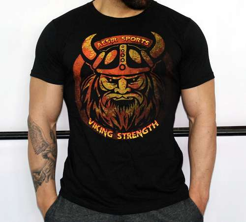 Viking-Strength-Shirt-Front