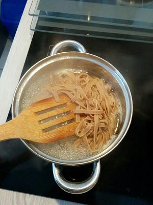 Low Carb High Protein Pasta - Konsistenz & Geschmack (5/5)