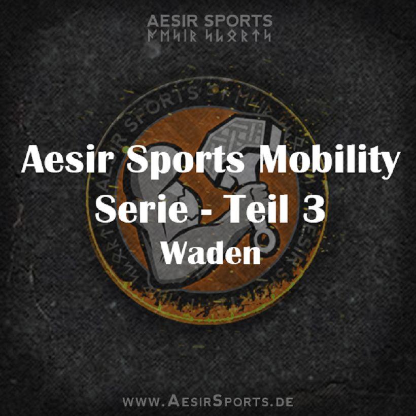 Aesir Sports Mobility Serie - Teil 3: Waden