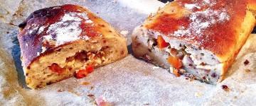 Pizza Baguette | Post Workout Mahlzeit