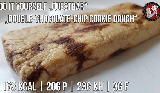 Do It Yourself Questbar | Proteinriegel Rezept