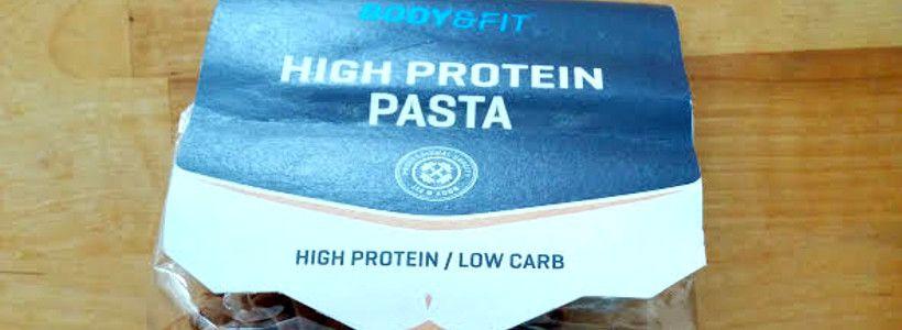 Review: Low Carb High Protein Pasta von Body & Fitshop im Test