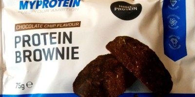 Review: Protein Brownie von Myprotein im Test