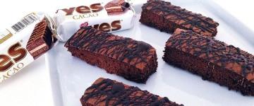 Fitness YES Törtchen | Kalorienarmes Snack Rezept