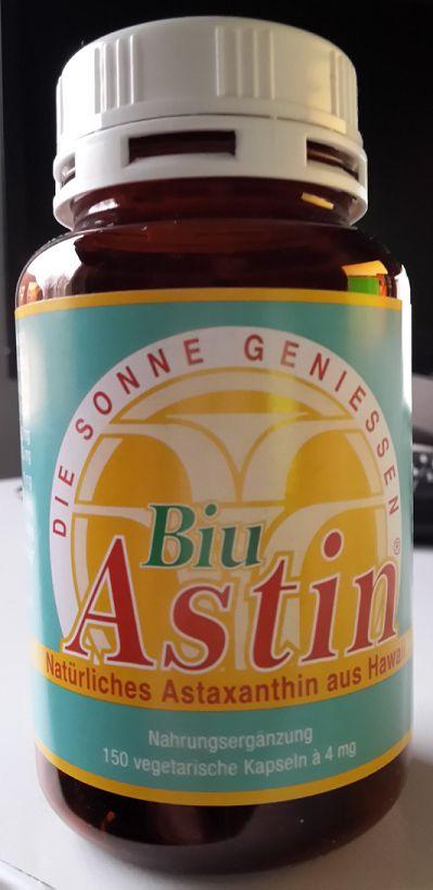 Biu Astin Astaxanthin