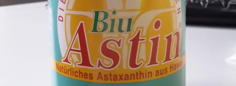 Aus unserem Sortiment: Biu Astin (Astaxanthin) im Spotlight