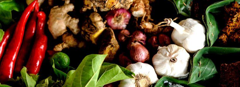 Kräuter & Gewürze - Und ihre erstaunlichen Auswirkungen auf unsere Gesundheit