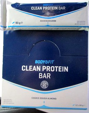 Clean Protein Bar - Aufmachung