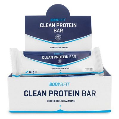 Review: Clean Protein Bar von Bodyandfit im Test