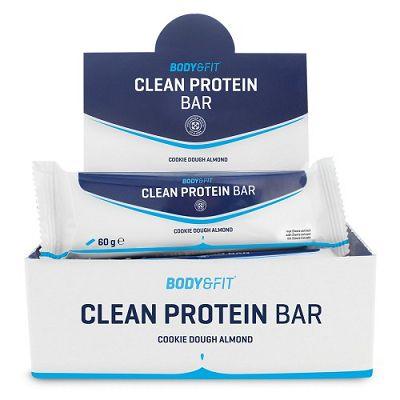 Review: Clean Protein Bar von Bodyandfit im Test