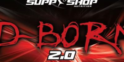 Review: D-Born 2.0 von Supp-Shop Nutrition im Test