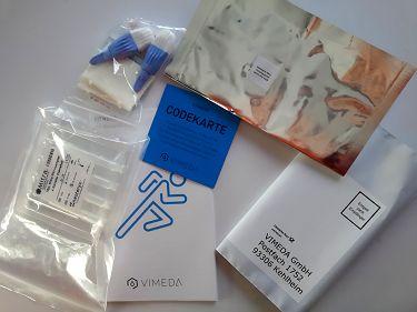 Fitness Test: Individuelles Biomarker Profil von VIMEDA