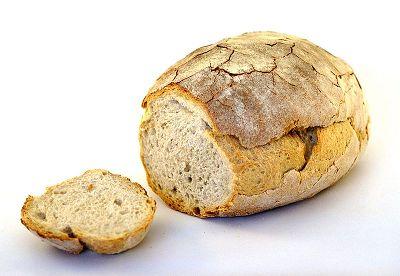 ne Scheibe Brot