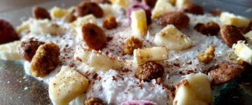 Fruchtige Chocolate Chip Flexbowl | Proteinreiches Frühstück