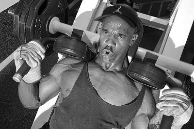 Muskelspezifische Hypertrophie: Brust, Trizeps & Schultern